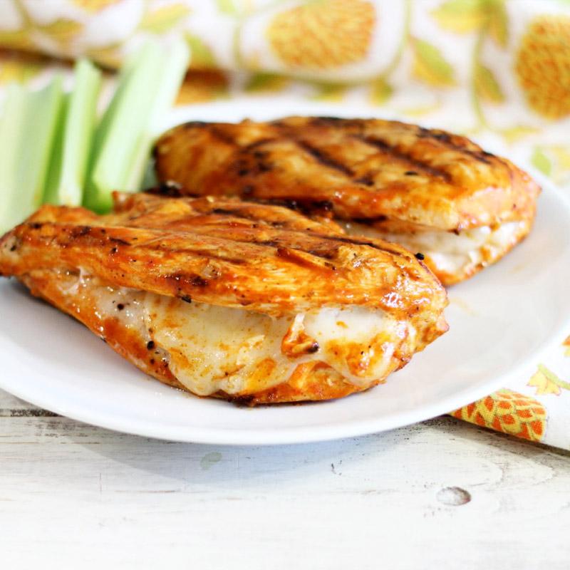 غذای رژیمی فیله مرغ پنیری