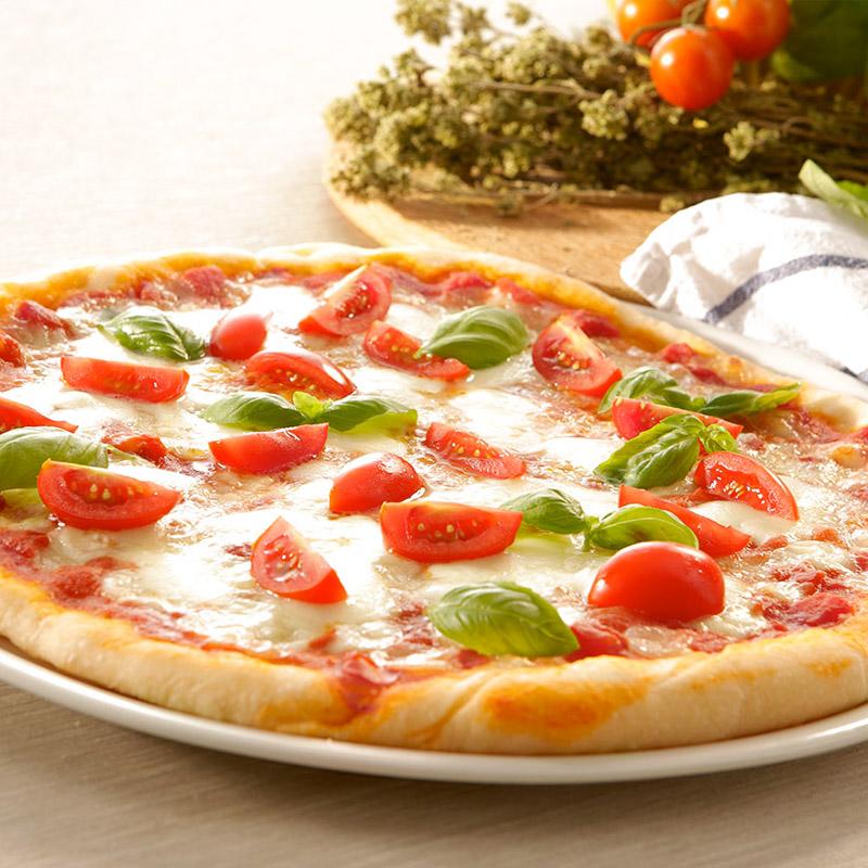 غذای رژیمی یک پیتزای سالم