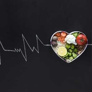 انواع رژیم غذایی قلب سالم