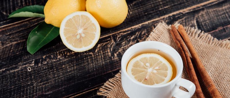 لاغری با لیمو ترش