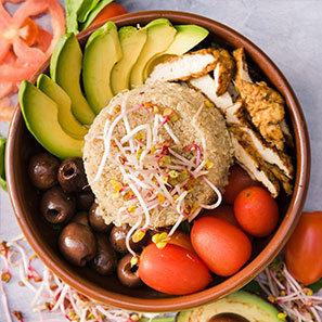 چه نوع رژیم غذایی سالم است؟