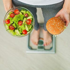 رژیم غذایی های سالم و ناسالم را تشخیص دهید