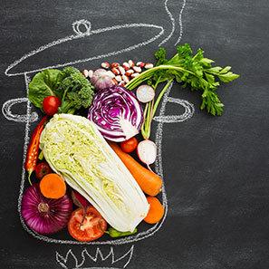 با کدام ویتامین ها از چاقی فرار کنید