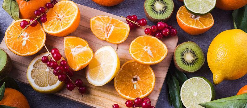 مزایای مصرف ویتامین C در تغذیه