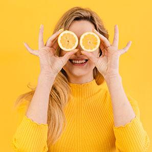لیمو برای لاغری