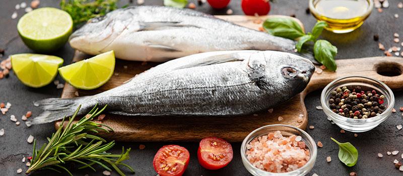 مصرف ماهی و تناسب اندام