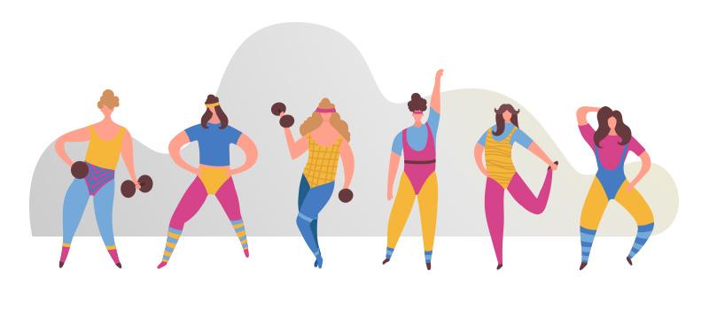 با ورزش های اصولی به لاغری شکم تان کمک کنید
