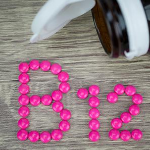 انرژی بیشتر با ویتامین B12