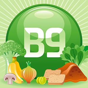 ویتامین ب9 بخورید
