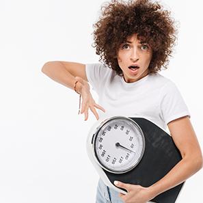 راهکارهایی برای تثبیت وزن