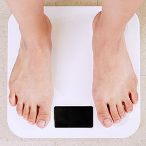 کمبود وزن و لاغری زیاد