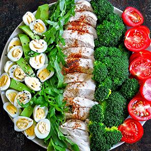رژیم پروتئین و لاغری