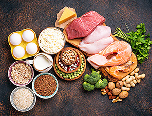 خوراکی های مفید برای کم کاری تیروئید