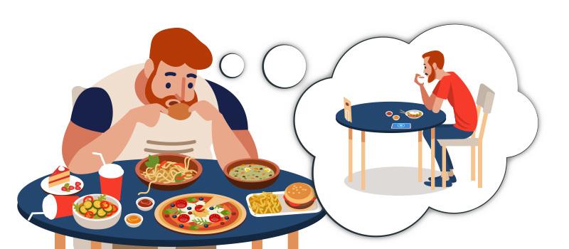 رژیم چاقی و لاغری